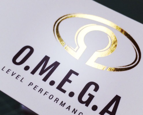 OMEGA LP Logo