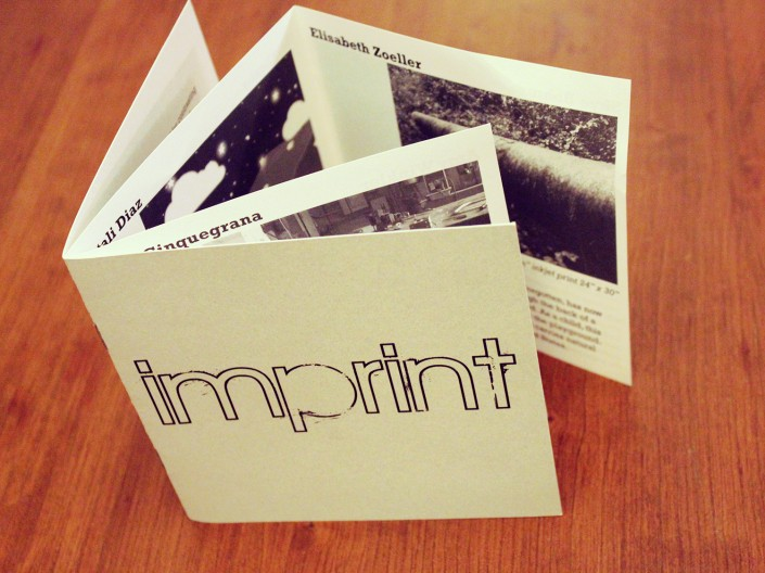 Imprint: Custom-booklet