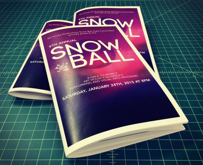 Snow Ball 2015 Program