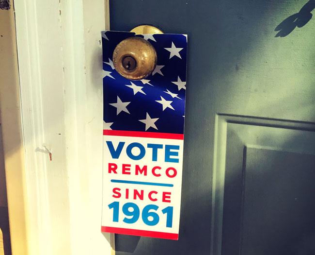 Political Door Hangers