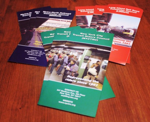 PCAC: Brochures with Tri-Fold