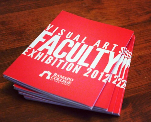 Ramapo College: Brochures with Accordion Fold